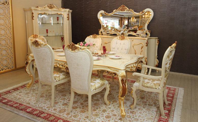 İstanbul yemek odası