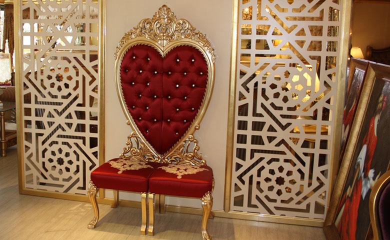 Kalpli sandalye